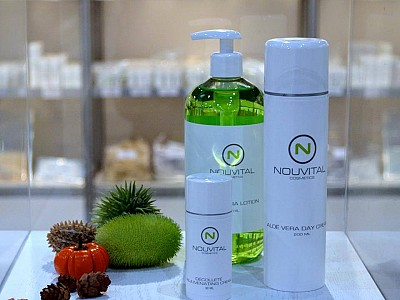 Alpha Waxing Nouvital producten
